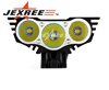 Power beam bicycle led promotion bike light from china
