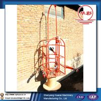 ZLJP200 High strength wall cleaning speed ecnomic rotating platform