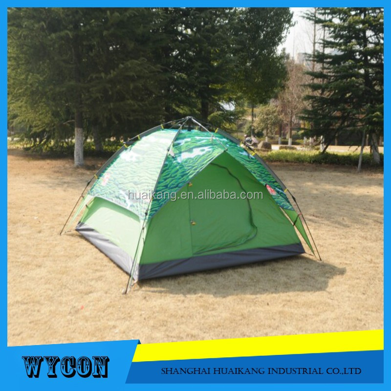 HIGH QUALITY OUTDOOR CAMPING TENT OF DIFFERENT SIZE