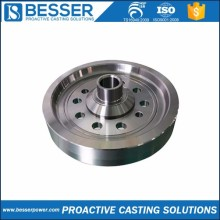 1.4305 stainless steel Q345B cast iron 8620 low carbon steel wax lost precision castings mxus hub motor