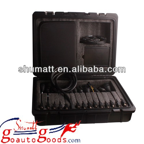 heavy duty Truck Diagnostic progrmmer WAS Multi-Diag with Bluetooth