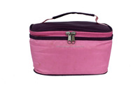Assorted colors lunch handle insulated cooler bags