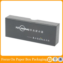 custom recycled packaging box paper cigarette pack