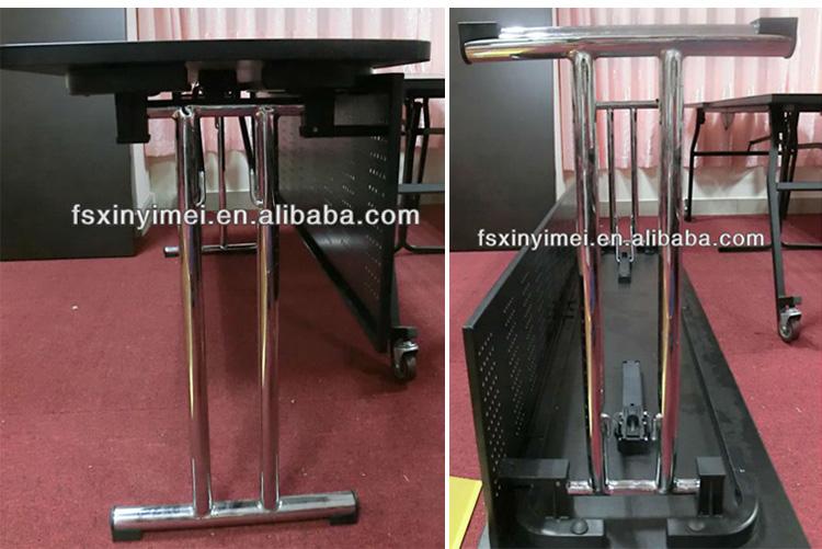 hotel metal table