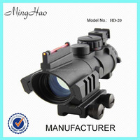 Minghao 1x32 high prefromance outdoor shooting/hunting clear focus view riflescope