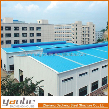Steel Structure Buildings for Industrial Workshops