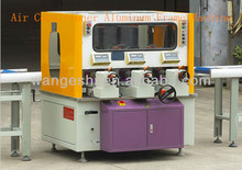 New thermal insulation air conditioner aluminum frame machine