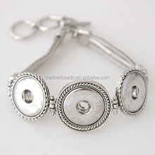 DIY Snap jewelry metal Chunks Interchangeable Jewelry Button snap Charm Fits ginger snap jewelry KB3335