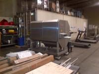 Used Scanvaegt B-36 Portion Cutter