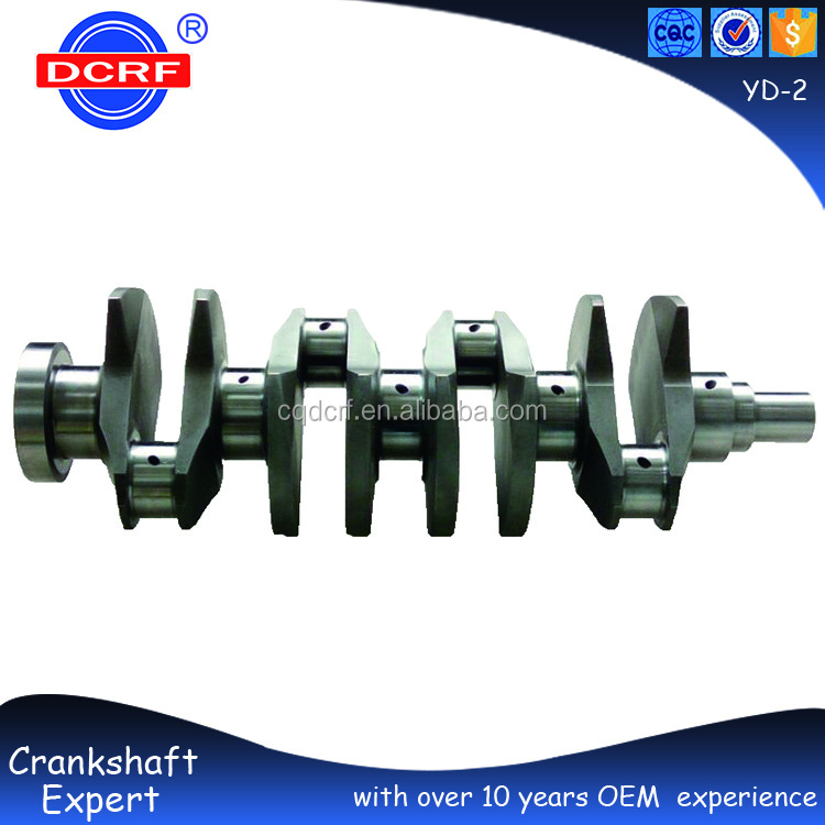 Replacement Parts 4AGE Crankshaft for Toyota