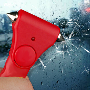 Bus window breaking tool car emergency escape tool safety hammer