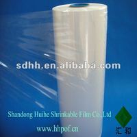 Transparent Dustproof POF Shrink Wrap Film With SGS Approved