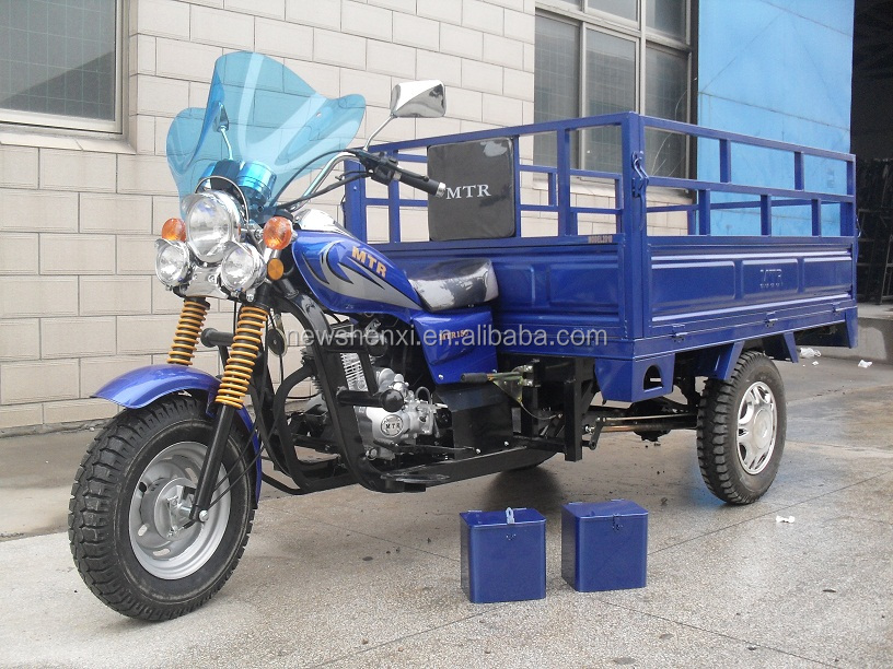 Luxury Cargo Tricycle/Three Wheel Motorcycle /Three Wheel Trike