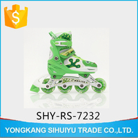 professional flashing inline roller skate wheels