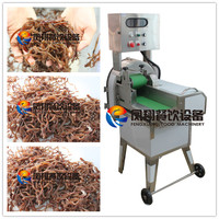 FC-305 hot sale Auricularia/black fungus slicing machine/ slicing equipment