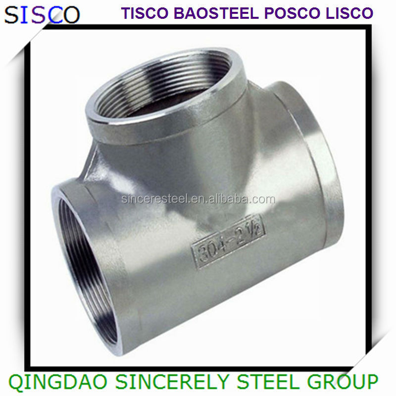 AISI 304L 45 degree 90 degree stainless steel elbow