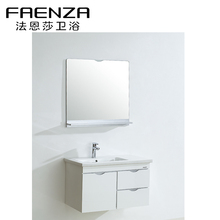 China Factory Modern Bathroom Hanging Wall Cabinet Design