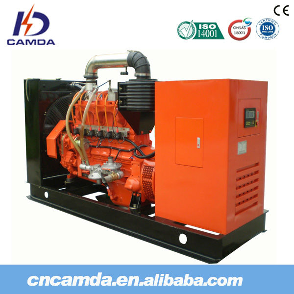 Low consumption!! 60KVA Biomass Cogenerator / Biogas Generator Set / Natural Gas Generator Set With CE