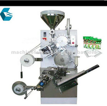 Two small bag tea packing machine hot sale in india