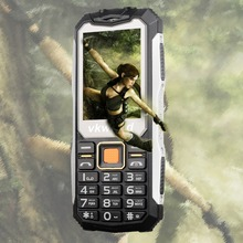 2.4 inch Screen And Qwerty Phone vkworld Stone V3s Unlocked 2G Cell Phone Dual SIM Card Dual Standby Handphone