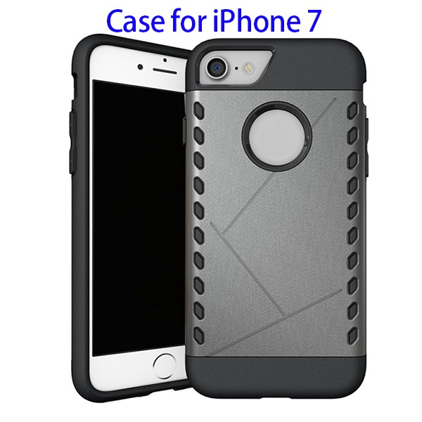 For Iphone 7, OEM Hybrid Mobile Phone Case for Iphone 7