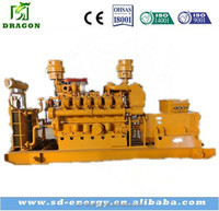 High performance/good quality spare parts/competitive price 400kw biomass generation with starter motor