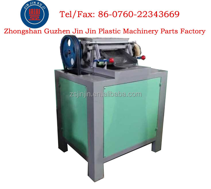 New plastic cutting recycle machine