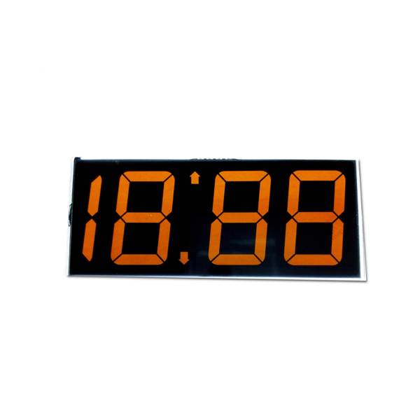 Wholesale Custom LCD 7 Segment Digital Clock Display