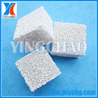 Alumina Foundry Open Cell Foam Casting Ceramic Foam Filters