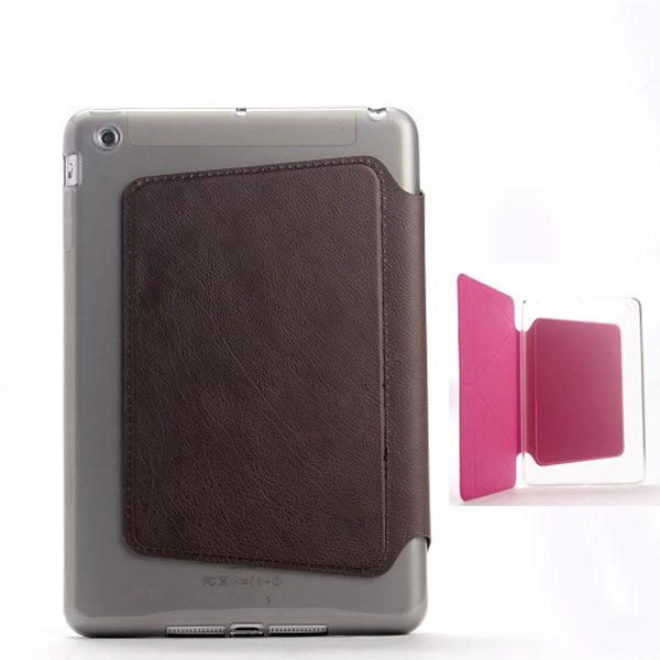 Unique design transformers case for ipad mini low price 2014