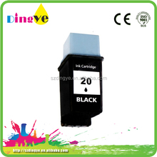 refilled ink cartridge use for hp20 world best selling product