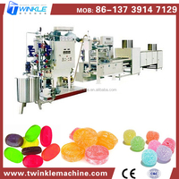 Gold Supplier China Toffee Caramel Milk Candy Machinery