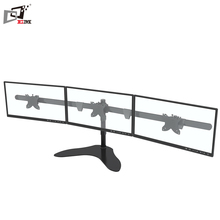 Professional Manufacture Supply Aluminum LCD Monitor Arm Triple Monitor Stand