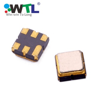 WTL 3*3mm 1.5dB 6SMD Saw Filter 434MHz 434 MHz