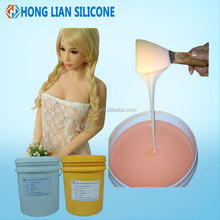 discount silicone rubber liquid for adult doll wholesale silicon rubber for toy