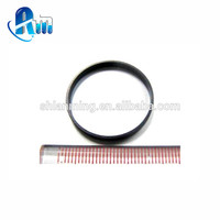 Factory supply new product strong flexible round magnets with holes