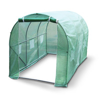 Versatile Pe Pvc Greenhouse With Hydroponic