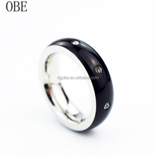 2017 OBE jewelry New arrrival Unique shell ring for women& ring for Your Lover Couple