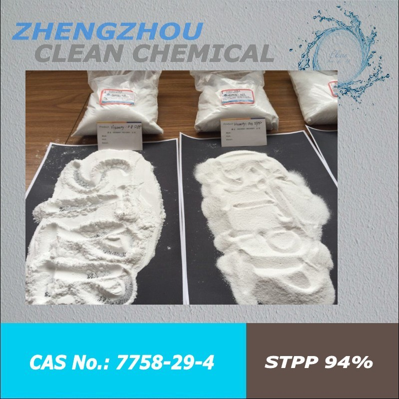 Best price Sodium Tripolyphosphate 94%min / STPP, tech grade for pigments , detergent and ceramic