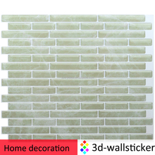 Chineses factory self adhesive resin hotel lobby wall decoration for bathroom