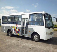 Dongfeng brand 6M 18 seater school bus for pupil and infant