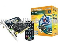 Compro VideoMate M330F PCI Analog TV/FM Capture Card