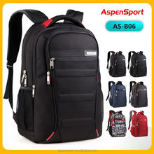 "wholesale 2017 laptop backpack 19"" Inch 1680D water resistant From AspenSport"