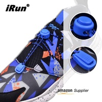 iRun Amazon Premium Easy Tie Paracord Trail Shoes Lock Lace - Women Men's No Tie Boots Decoration Accessories 25 existing colors