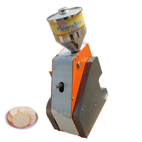Korea Snack Magic Pop Crispy Popped Rice Cake/Puffed Rice Cake Making Machine