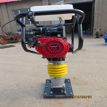 MARCH EXPO China Manufacturer sand soil compactor tamper vibrating tamping rammer