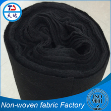 Production Assessment Factory Needlepunched Leather Substrate Raw Material For Non Woven Bags