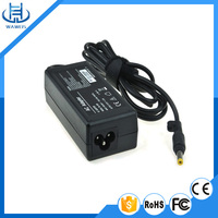 Laptop accessories universal power supply 18.5V 3.5A 65W laptop adapter for HP