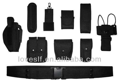 Loveslf 404 series military belt tactical belt safety belt