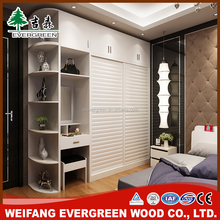 hot sale reclaimed wood wardrobe from China factory